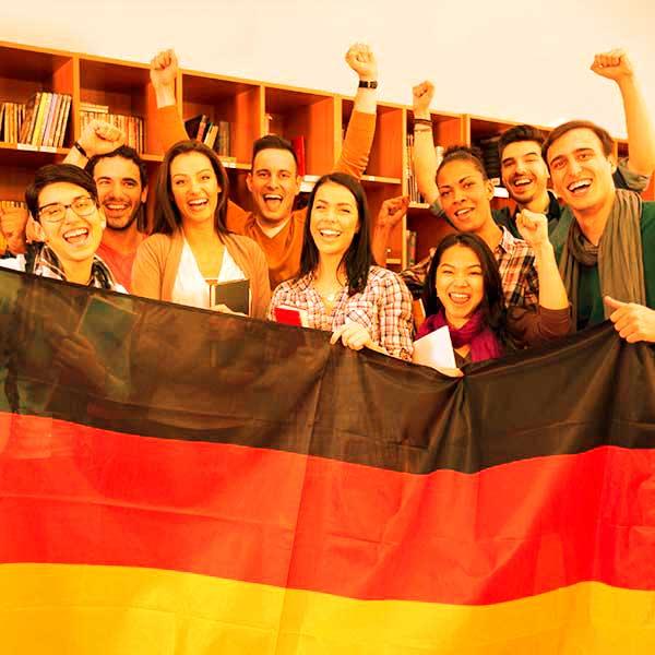 Gefoerderte Deutschkurse