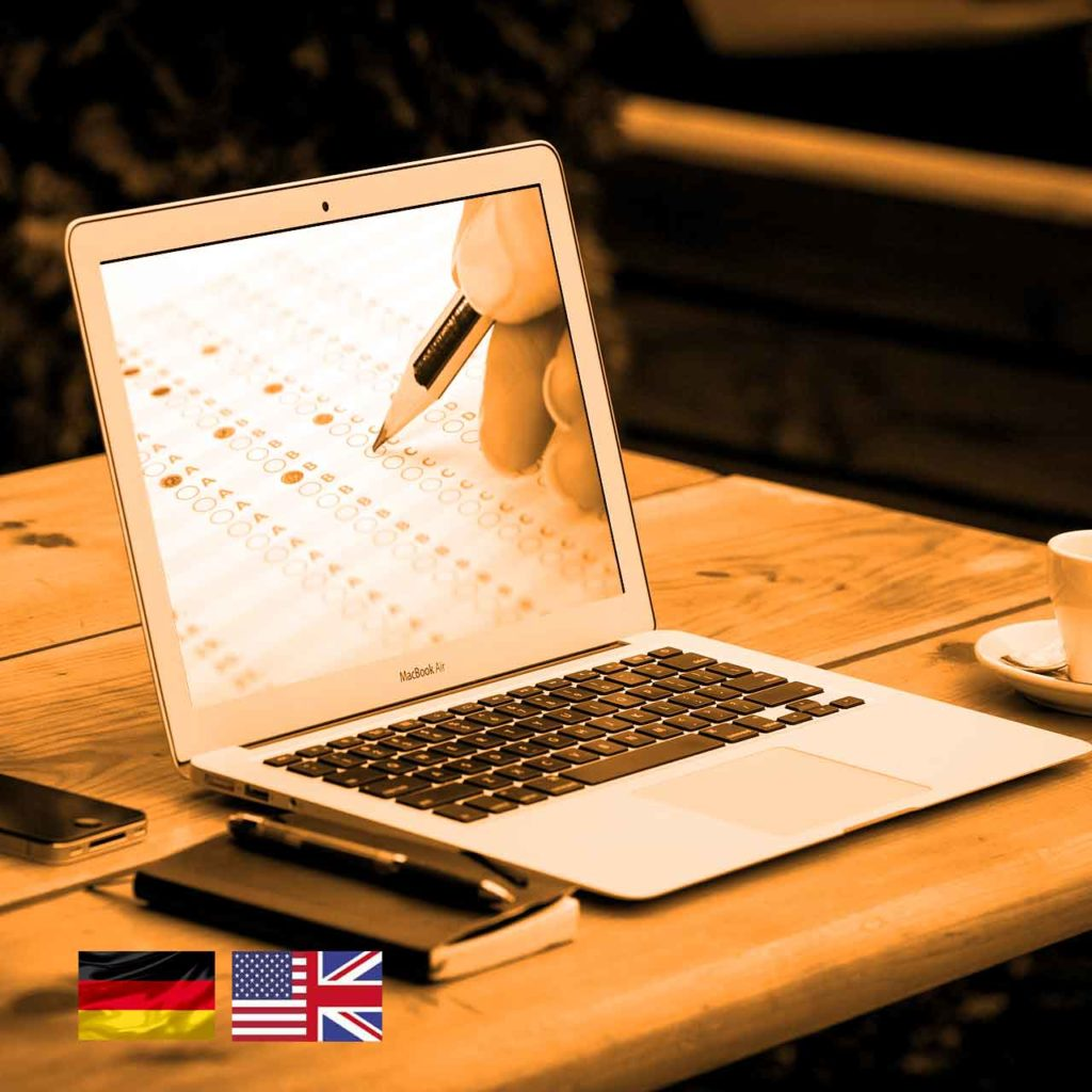 Online Placement Test - linguademia - die Sprachschule in
